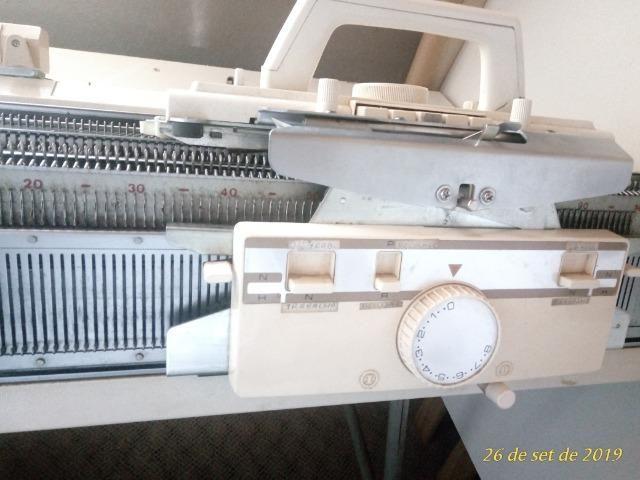 Máquina de tricô Elgin Brother 840 - Foto 5