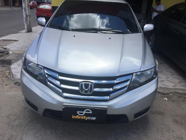 Honda City LX 1.5 Aut. 2012 Novo R$ 36.900,00 - Foto 2