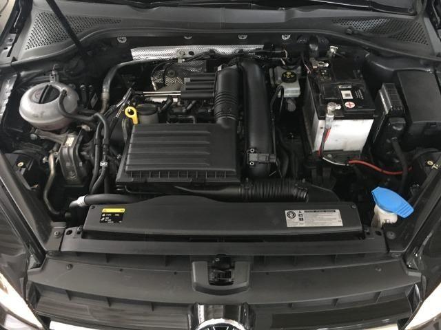 Vw Golf Comfortline 1.4 Tsi 140cv Automatico gasolina Preto 2015 - Foto 15