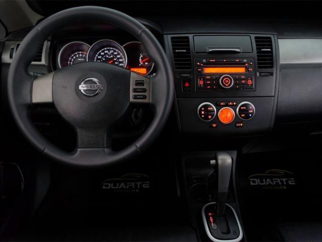 Nissan Tiida 2012 Sl 1.8 Automática - Excelente Estado - Foto 18