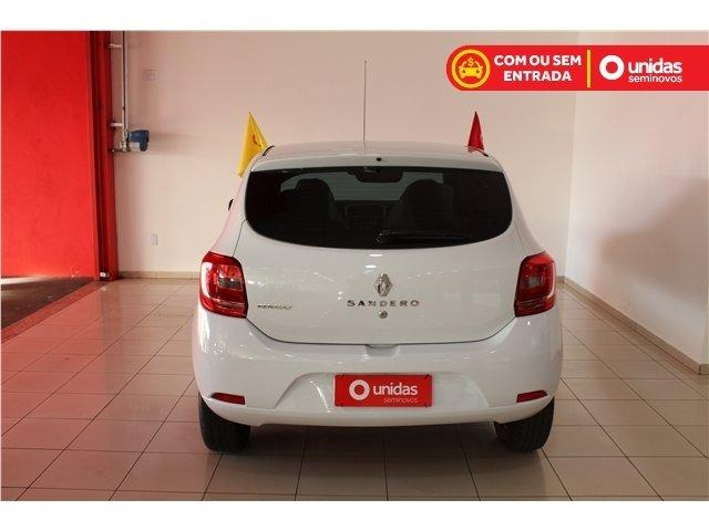 Sandero Authentique Sce 1.0 4p 2018 - Foto 6