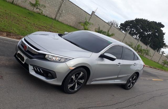 Honda Civic Geração 10 ano 2017