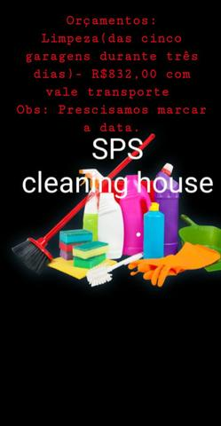 SPS Cleaning House