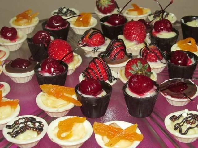 Doces Gourmet simples e luxuosos - Foto 4