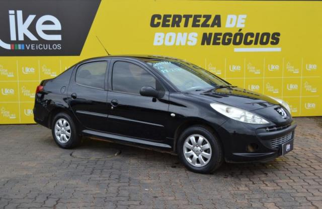 Peugeot 207 Passion Xrs 10/11 completo
