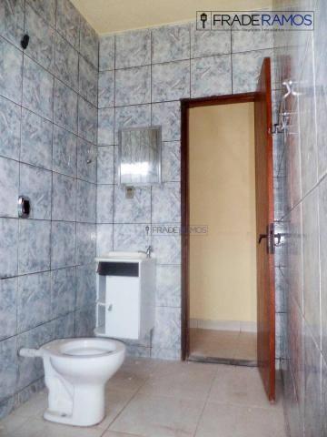 Casa com 3 dormitórios para alugar por R$ 750,00/mês - Residencial Solar Bougainville - Go - Foto 13