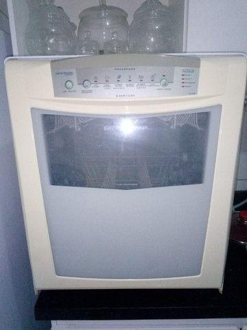 Maquina de lavar louça e maquina de lavar roupa Brastemp 1000 $$$ Negociável!!!!! - Foto 5