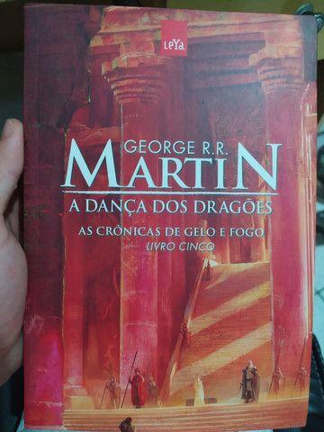 Box Game of Thrones 5 volumes - Foto 6