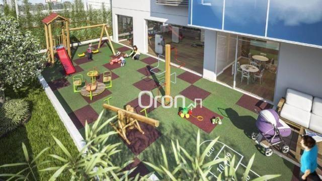 Apartamento com 3 dormitórios à venda, 80 m² por R$ 446.000,00 - Setor Bueno - Goiânia/GO - Foto 9