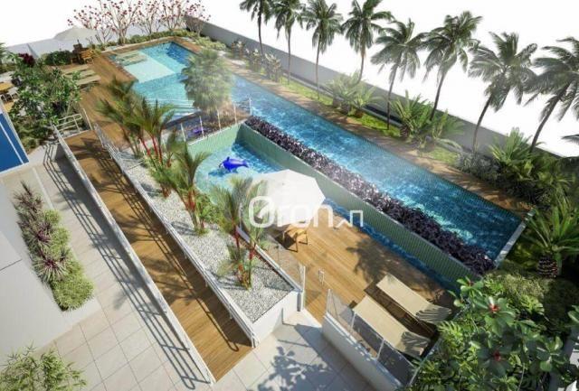 Apartamento com 3 dormitórios à venda, 80 m² por R$ 446.000,00 - Setor Bueno - Goiânia/GO - Foto 8