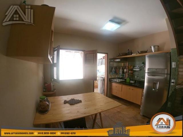 Casa com 4 dormitórios para alugar, 180 m² por R$ 3.900,00/mês - Porto das Dunas - Aquiraz - Foto 20