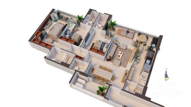 Lançamento apartamentos 3 quartos na Aldeota!!! - Foto 8