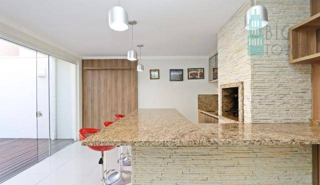 Casa com 3 dormitórios Cond. Fechado à venda, 180 m² - Fazendinha - Curitiba/PR - Foto 18