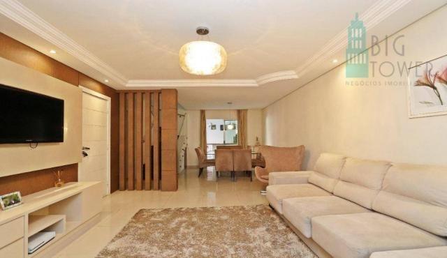 Casa com 3 dormitórios Cond. Fechado à venda, 180 m² - Fazendinha - Curitiba/PR - Foto 9