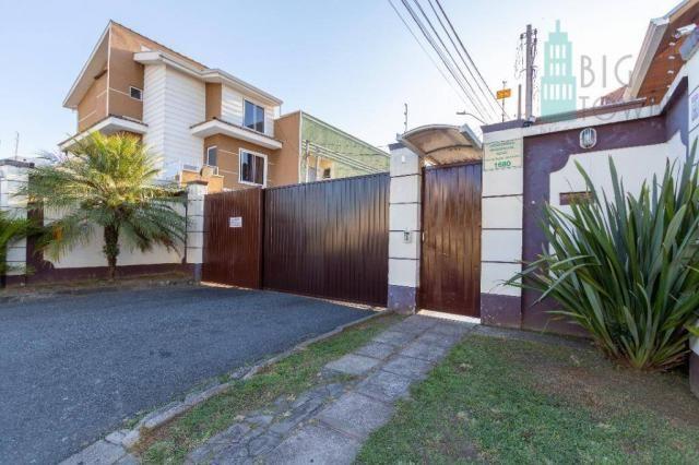 Casa com 3 dormitórios Cond. Fechado à venda, 180 m² - Fazendinha - Curitiba/PR - Foto 2