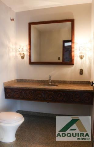 Casa com 4 quartos - Bairro Estrela em Ponta Grossa - Foto 4