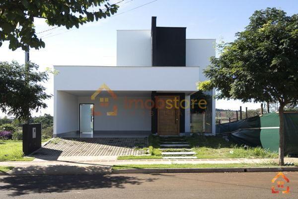 Casa em condomínio com 3 quartos no CONDOMINIO. BELLA VITTA - Bairro Jardim Montecatini em