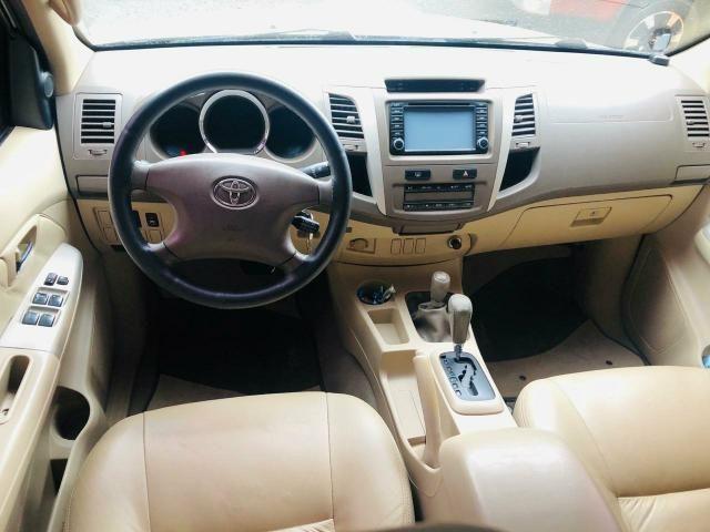 Toyota Hilux Sw4 2007/2007 - Foto 8