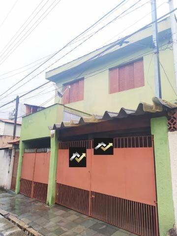 Sobrado com 3 dormitórios para alugar, 150 m² por R$ 1.600/mês - Jardim Santo Antônio - Sa
