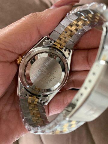 Relógio Rolex feminino - Foto 2