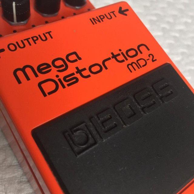 Pedal Boss Md2 Mega Distortion - Foto 6