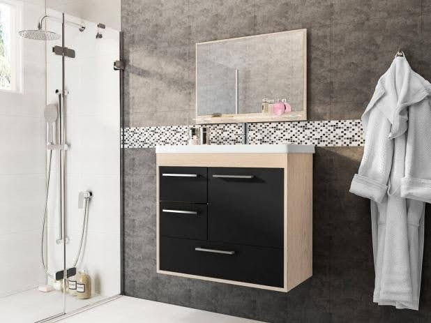 Conjunto Banheiro ProcionB com gavetão zxz255 - Foto 2
