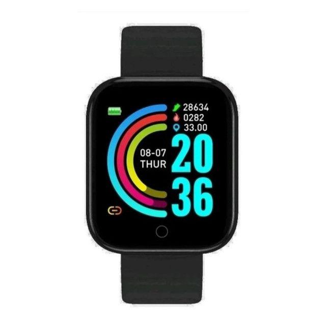 Relógio Inteligente Smartwatch D20 **12x sem juros** - Foto 2