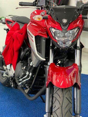 Oferta Yamaha Fazer 250 Freios Abs 2020/21 0km - R$2.500,00 - Foto 2