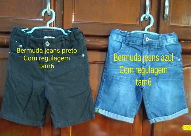 Vendo roupa infantil seminovos bem conservado só vendo não entrego. - Foto 5