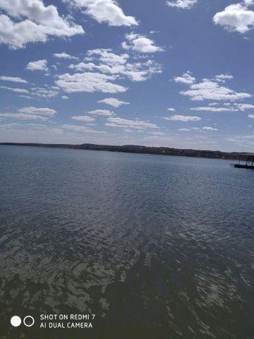 Loca-se casa com 4/4, quiosque, piscina aquecida, wi fi,  a beira do lago de Corumbá IV. - Foto 6