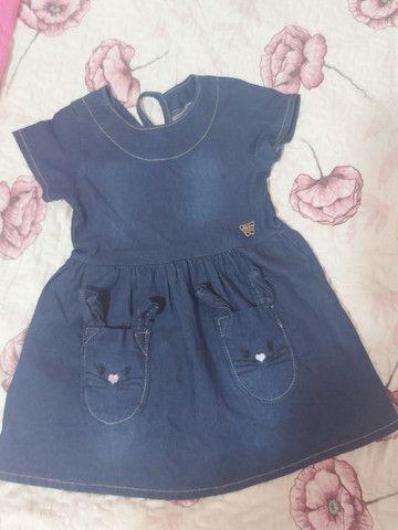 Vendo lindos vestidos infantil - Foto 3