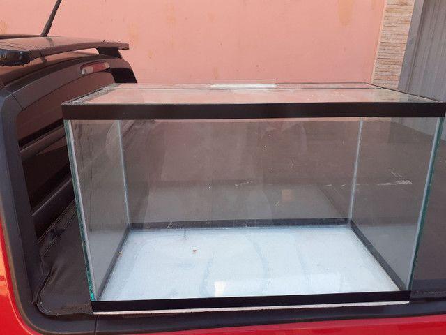 Aquário 40 litros novo  - Foto 2