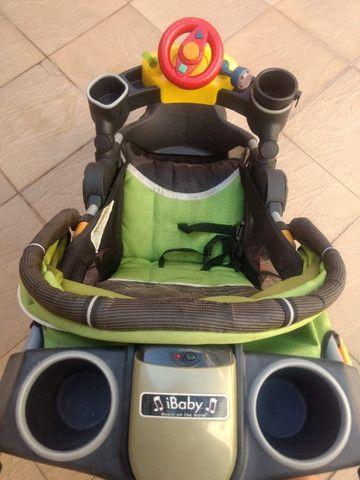 Carrinho De Bebê Jeep Liberty Sport - Foto 3