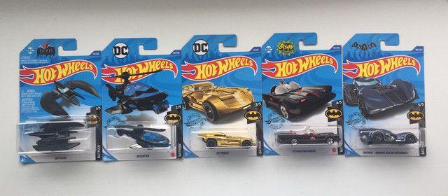 Hot wheels Batman 2020 completo  - Foto 5