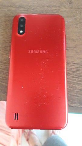 Vendo celular Samsung  a-1