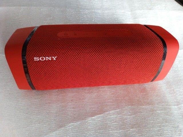 caixa de som sony original srs-xb33 pouco uso