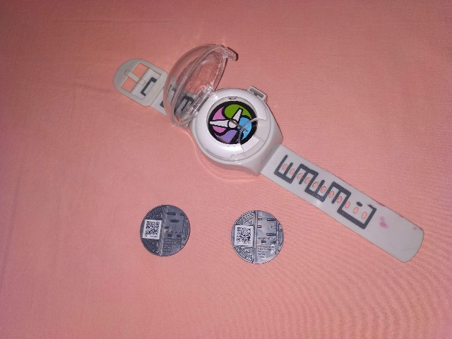 Relógio Yokai Watch Eletrônico S1 - Hasbro - Foto 2