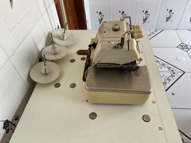 Máquina de Costura Unique Overlock - Foto 5
