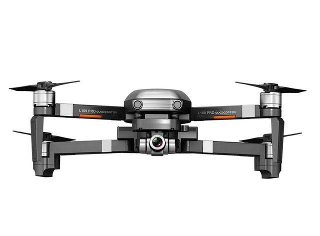 Drone L109 Pro/Matavish3 1.2km Câmera 4k 2 Eixos de Estabilizador Maleta