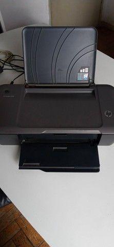 Impressora HP deskjet1000 - Foto 3