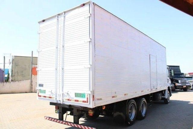 Vw 24-250 6x2 carroceria  - Foto 3
