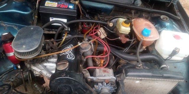 Parati CL, ano 95, Motor AP 1.6 - Foto 11