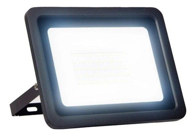 Refletor Led 100 Whats Luz Branca