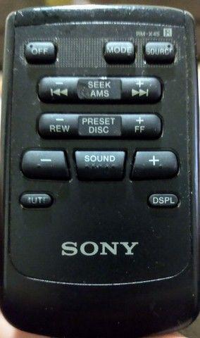Controle Sony RM-X45