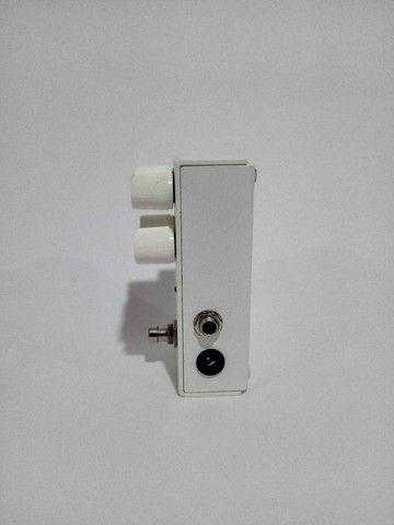 Pedal Fat Fuzz Factory clone (com transistor germânio)  - Foto 2