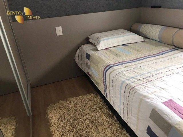 Apartamento com 3 dormitórios à venda, 106 m² por R$ 750.000,00 - Areão - Cuiabá/MT - Foto 5