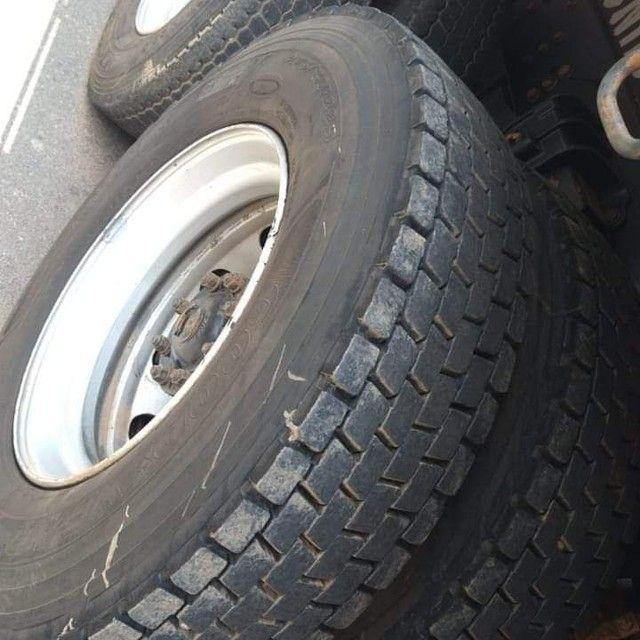 Caminhão ford Cargo 2428 - Foto 4