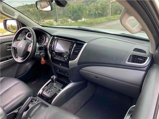 Mitsubishi L200 triton  2019 2.4 16v turbo diesel sport hpe-s cd 4p 4x4 automático - Foto 5