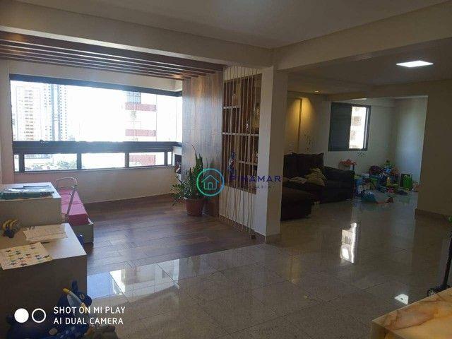 Apartamento com 3 dormitórios à venda, 179 m² por R$ 810.000,00 - Setor Bueno - Goiânia/GO - Foto 11