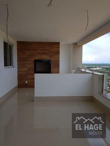 Apartamento com 5 quartos no Edifício Forest Hill - Bairro Jardim Vitória em Cuiabá - Foto 4